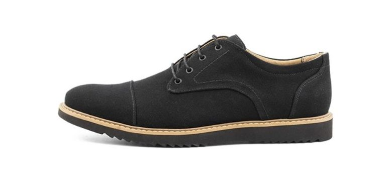 Ahimsa vegan Oxford shoes men