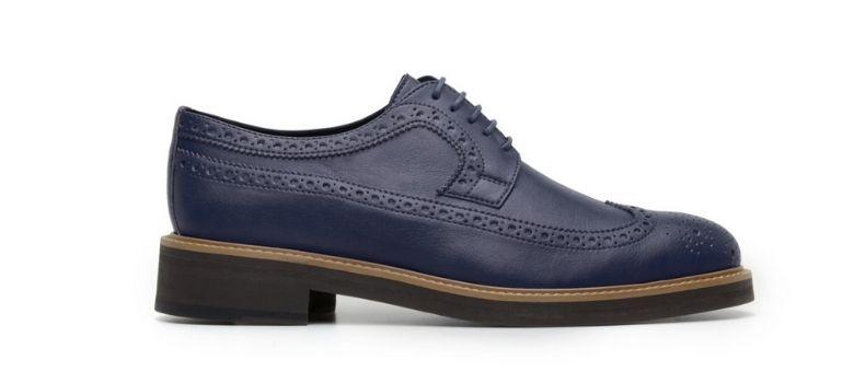 Brave GentleMan vegan Oxford shoes men