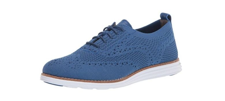 Cole Haan affordable vegan Oxford shoes