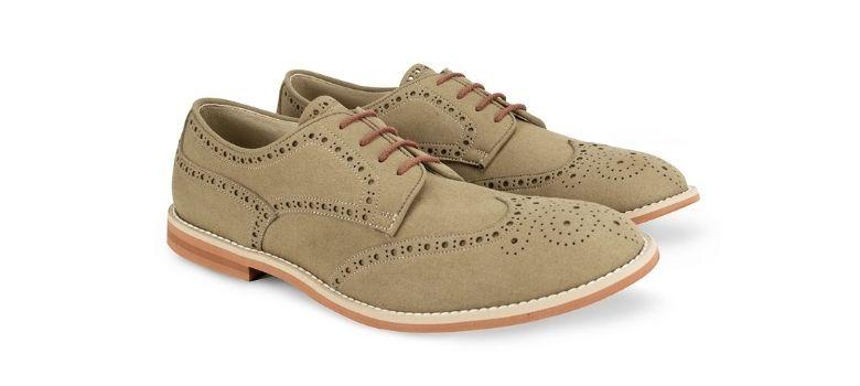 Fera Libens vegan Oxford shoes men