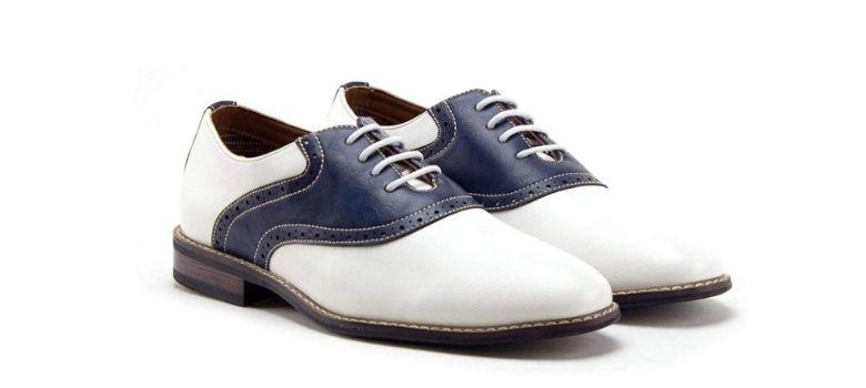 Jazame vegan Oxford shoes men