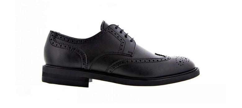 NOAH vegan Oxford shoes men