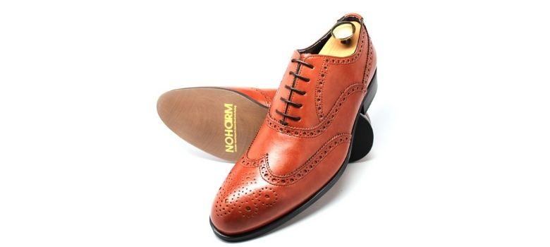 NOHARM vegan Oxford shoes men