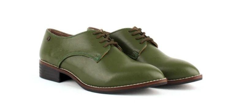 Carmona Collection vegan Oxford shoes